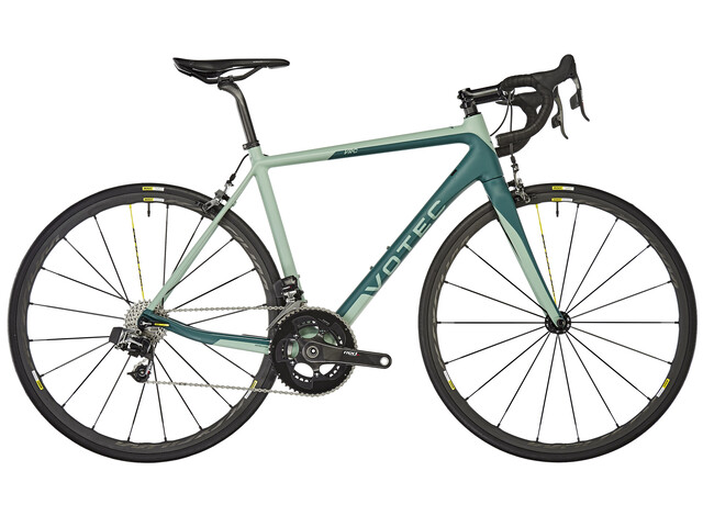 VOTEC VRC Evo - Carbon Road - green